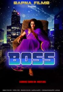 Boss (2020) Hindi Web Series