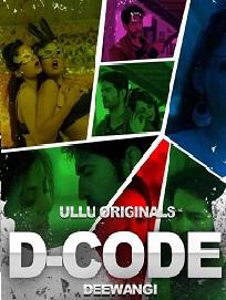 D-Code Deewangi (2019) Ullu Originals Hindi Web Series