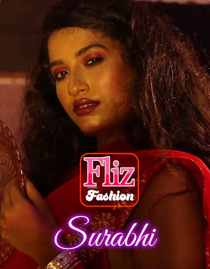 Surabhi Saree Fashion (2020) Flizmovies Originals Web Series